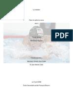 travail natation-travail pratique 1
