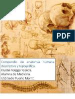 Anatomía Volumen 1