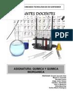 Apuntes Quimica Inorganica