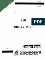 PAH - Manual de Servicio