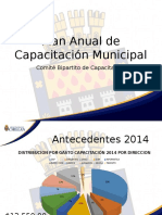 Plan Anual de Capacitacion