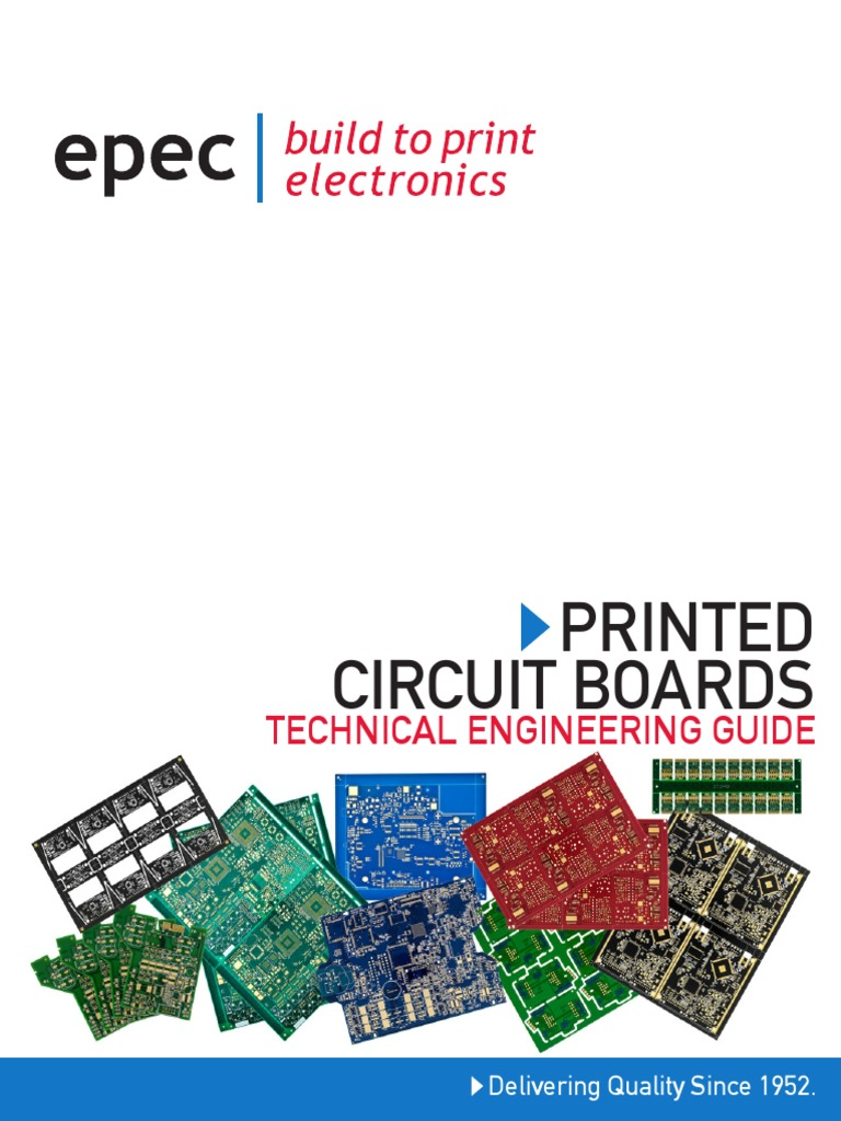 Engineering Guide Printed Circuit Boards Board Pcb Manufacturer Buried Blind Via For Sale Integrated