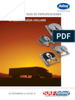 Catalogo y Guia de Especificaciones de Quinta Rueda Holland