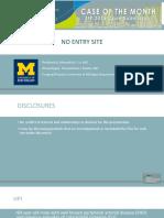 Jo No Entry Site 05202016