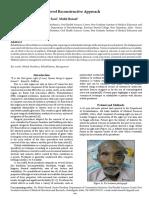 Orbital Prosthesis a Novel Reconstructive Approach
