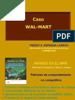 Freddy Espinosa Larriva. Caso Wal-Mart