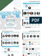 Programme Global Lodging Forum