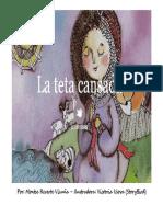 La Teta Cansada Montserrat Reverte