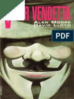 V For Vendetta Comic Book.pdf
