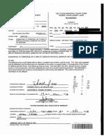 Kidnapping Complaint for Esten J. Ciboro