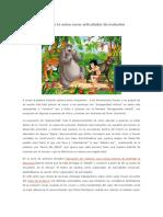 El libro de la selva. Inclusión de la discapacidad