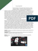 excerciseexperimentofrespiratorysystem