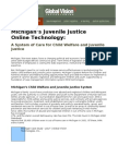 GVT Case Study - JJOLT Michigan's Juvenile Justice Online Technology