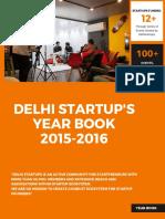 Delhi Startups Yearbook