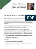Caso Practico de Alzheimer Balbina Ramos