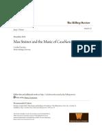 Max Steiner and Casablanca