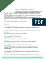 Kaps Guide