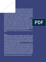 Carrion Etal - Analisis Polinico de Coprolitos
