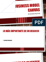 Business Model Canvas de Histeria Colectiva