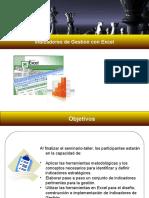 Presentacion - Indicadores de Gestion Con Excel