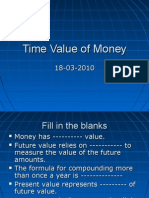 Time Value of Money2