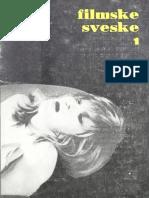 Filmske Sveske, Sv. II, Br. 1_ Antonioni - Unknown