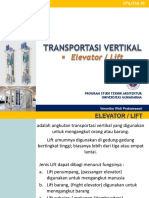 2. Transportasi Vertikal - Elevator.pdf