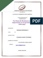 II-TIF-Tarea de Investigación Formativa