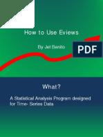 Jetrei_Benito_How to Use Eviews