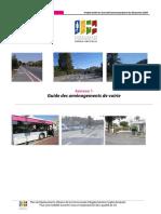 Guide d'Aménagement de La Voirie.