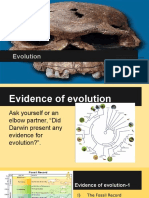4-Evidence of Evolution