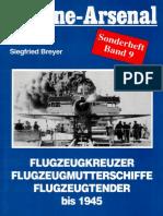Marine-Arsenal S009 Flugzeugkreuzer