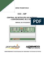 ADEMCO Prometheus CC02