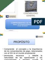 Diapositivas de Comprobantes de Pago