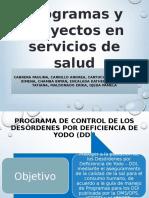 Programas Salud en Ecuador
