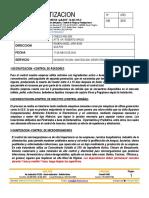COTIZACION N°046-2016 _17-05-2016_- CABLES NIELSEN _DES-SAN-RAT_