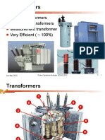 Topic 7 Transformers