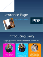 final presentation larry page - aug 27