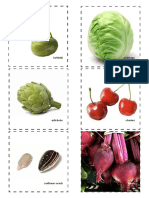 eatingplantslesson fruit and vegetable cards