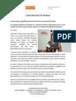 18-05-16 Presenta IMCA Programa General Del Festival Internacional Del Pitic 2016. C-34216