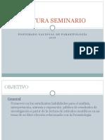 ASIGNATURA SEMINARIO