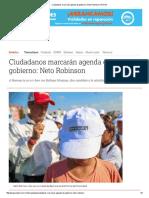 05-18-2016 Ciudadanos Marcarán Agenda de Gobierno_ Neto Robinson