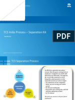 TCS India Process - Separation Kit