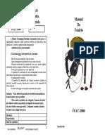 Manual Ivac2000 Rev B