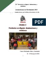 Memoria EMM I2015