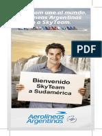 Flyer AR Skyteam 10x20 ESPAÑOL