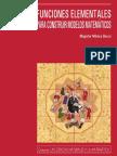 INET - Funciones Elementales Para Construir Modelos Matemáticos