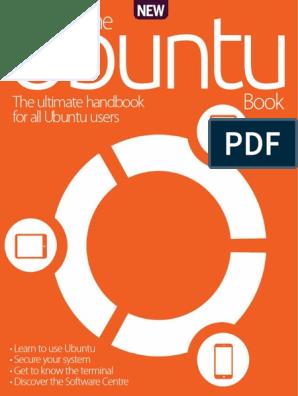 The Ubuntu Book 1th Edition 2016 - DeLUXAS | Ubuntu