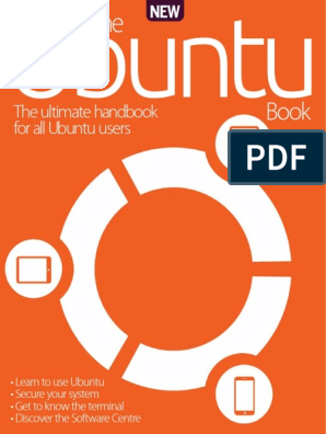 The Ubuntu Book 1th Edition 2016 - DeLUXAS | Ubuntu