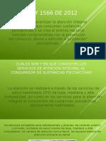 Ley 1566 de 2012